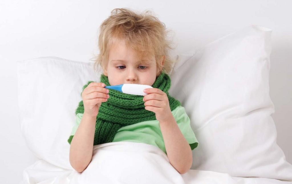 Fiebermittel bei Erkältungen