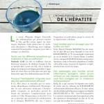 Wellness et santé - L'homéopathie au secours de l'hépatite