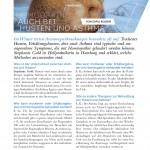 Wellness und Gesundheit - Homöopathie: auch bei Husten und AsthmaHomöopathie: auch bei Husten und Asthma