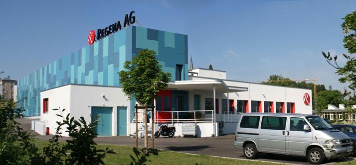 Produktion - Regena