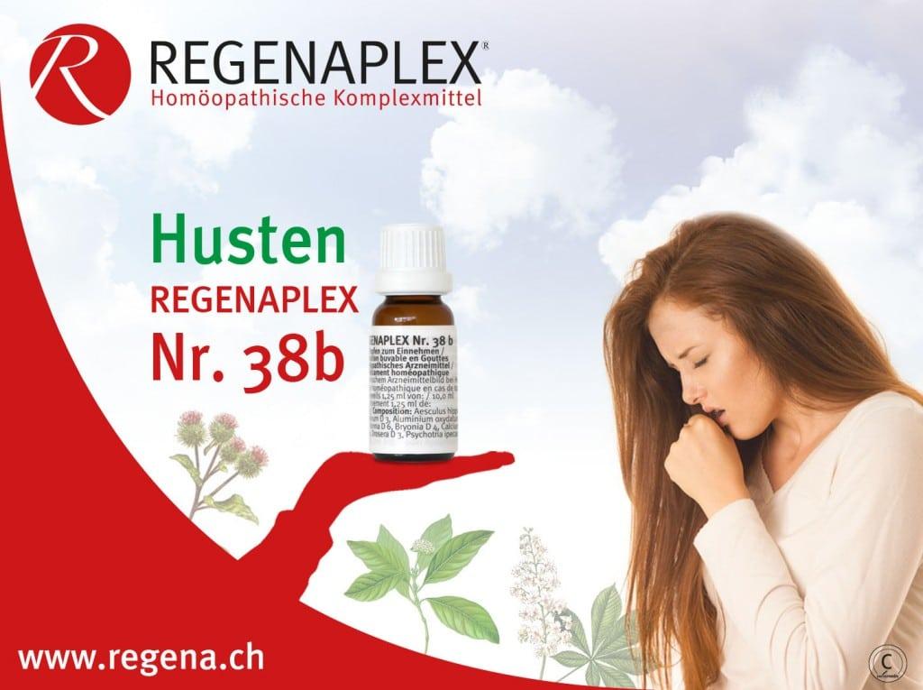 REGENAPLEX Nr 38b - Husten