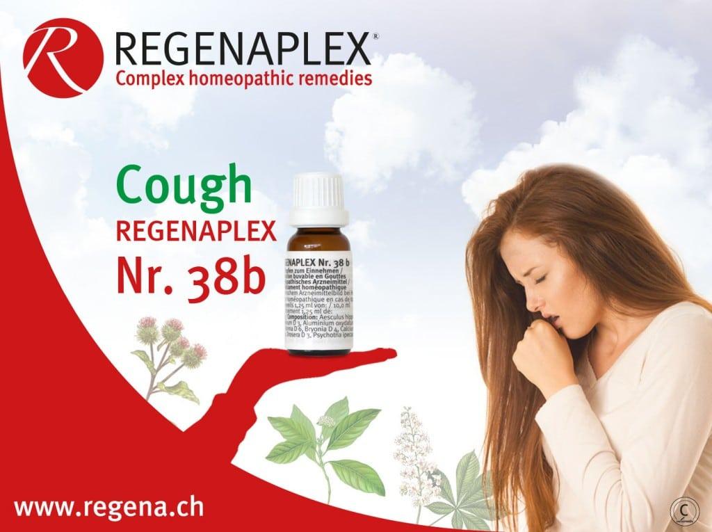 REGENAPLEX Nr 38b - Cough