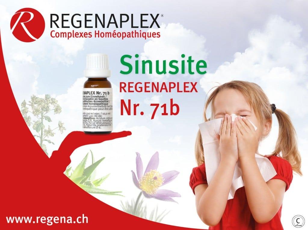 REGENAPLEX Nr 71b - Sinusite