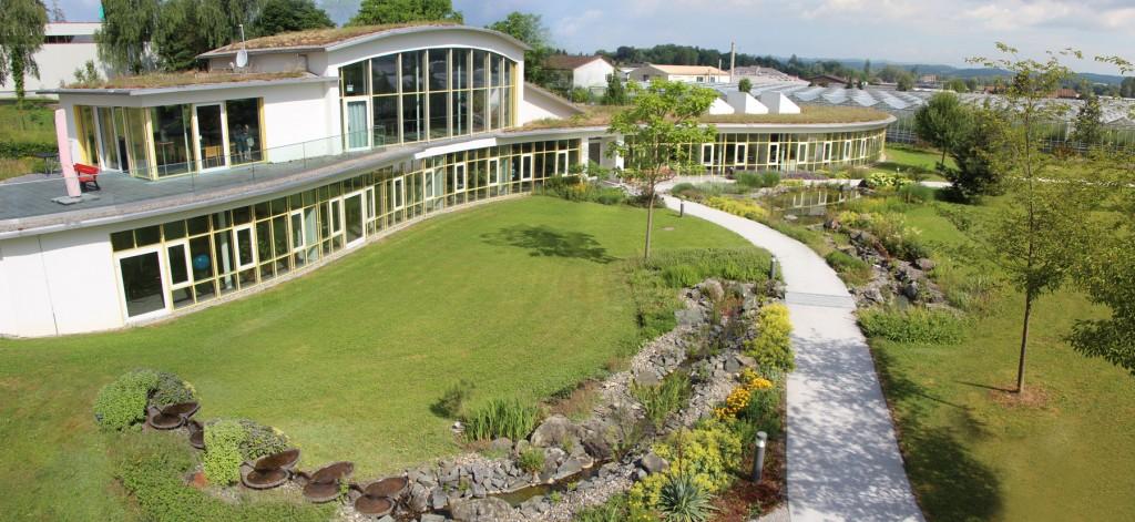 Heilpflanzen-Garten REGENA